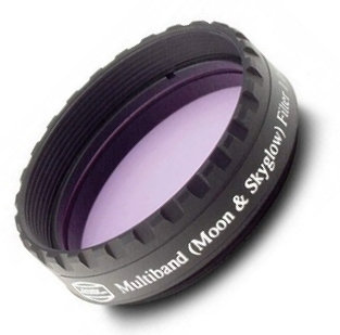 Baader 1.25-inch Moon Skyglow filter with IR-Cut