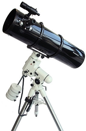 Saxon 254mm Newtonian GOTO telescope