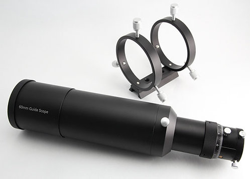Prostar 60mm Guidescope with 1.25 inch Helical Focuser