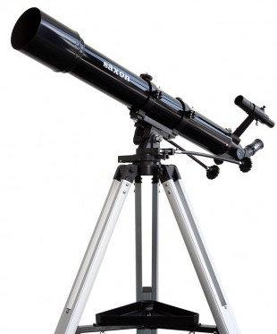 Saxon 90mm Refractor AZ3 mount