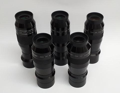 Sky Rover XWA 100° to 110° eyepieces