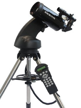 Saxon - Star Discovery 90mm Maksutov GoTo