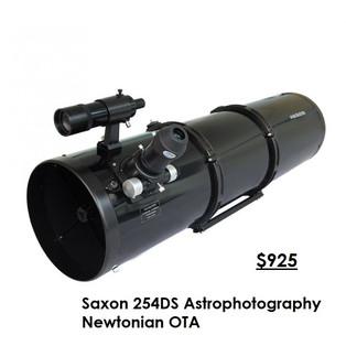 Saxon 254DS Astrophotography Newtonian OTA