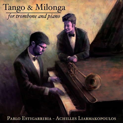 Tango y Milonga (HD sound files!)