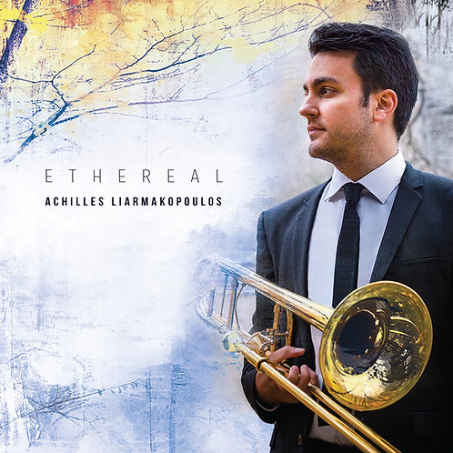 "PROMOTION! Ethereal -CD (Physical Copy)+ Sheet music of ""Trombonsillo."""