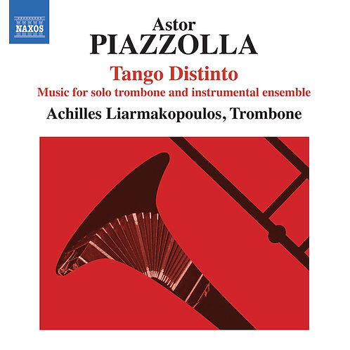 """Tango Distinto"" (CD)"