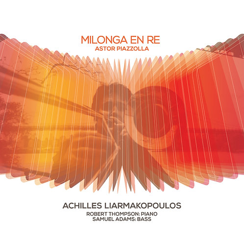 Milonga en Re - Astor Piazzolla (Single)