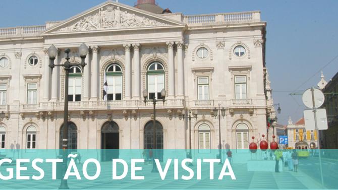 VISITA DE FIM-DE-SEMANA AOS PAÇOS DO CONCELHO DE LISBOA