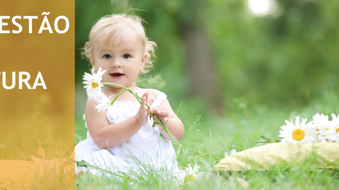 ALERGIAS INFANTIS: CUIDADOS A TER NA PRIMAVERA