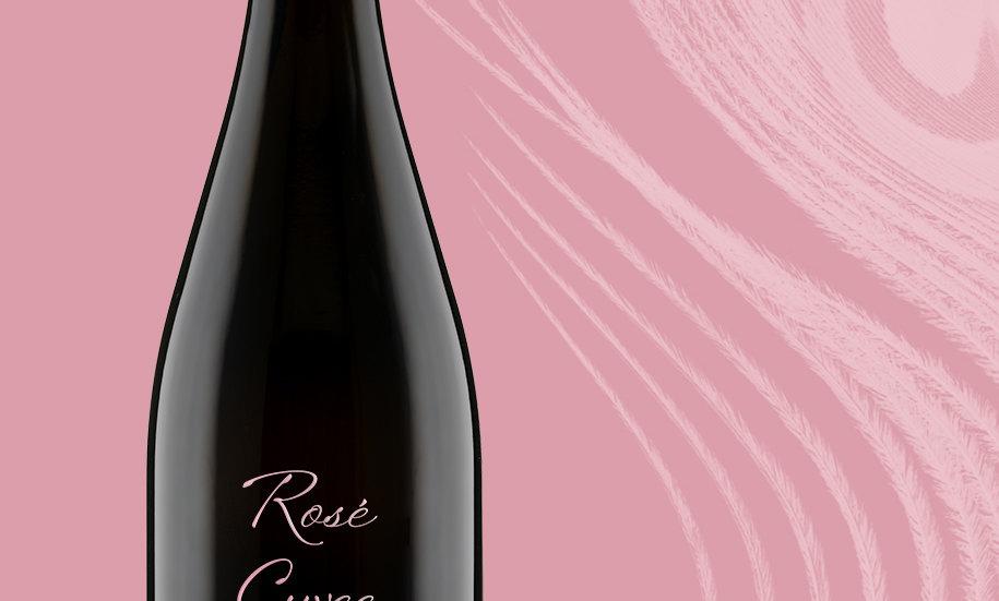 2018 Bluestone Sparkling Cuvee Rosé