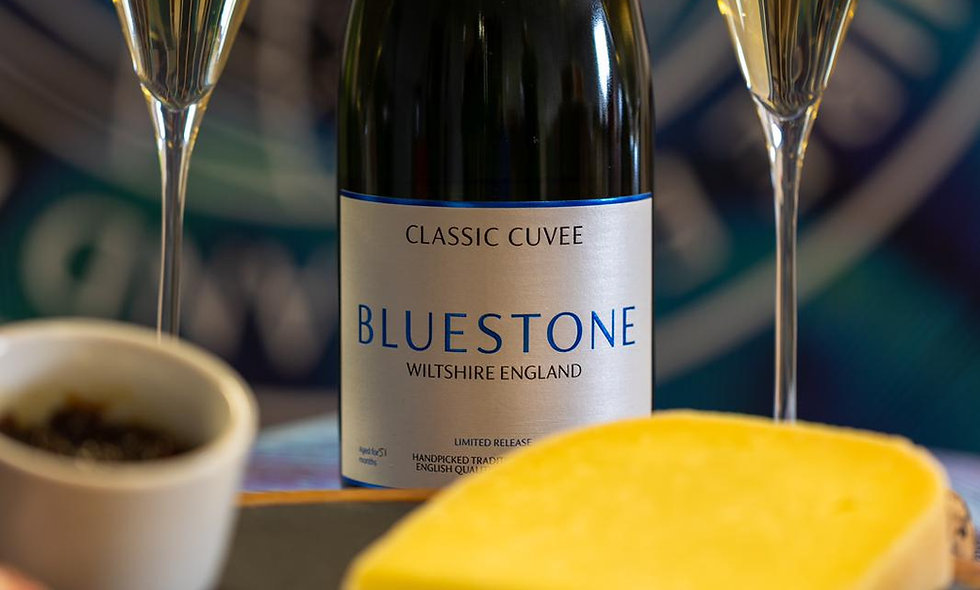 """The Soloist"" Limited Edition LCO X Bluestone Classic Cuvee & LCO Flutes"