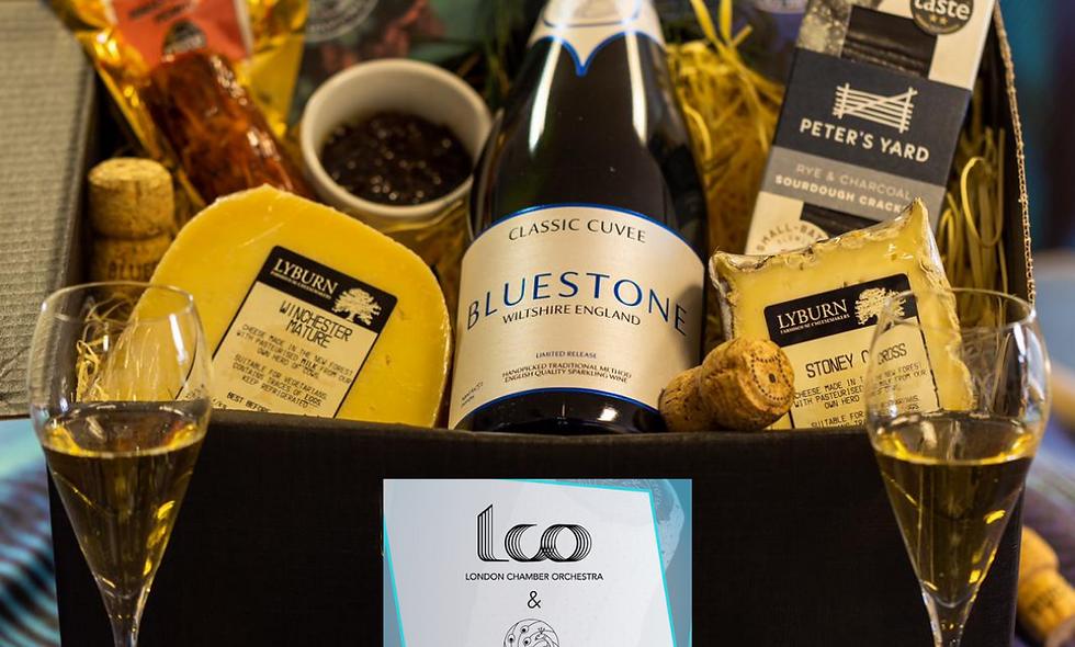 """The Crescendo"" Hamper -'to be enjoyed alongside the LCO's Centenary Celebration"