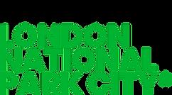 Part of London National Park City logo.
