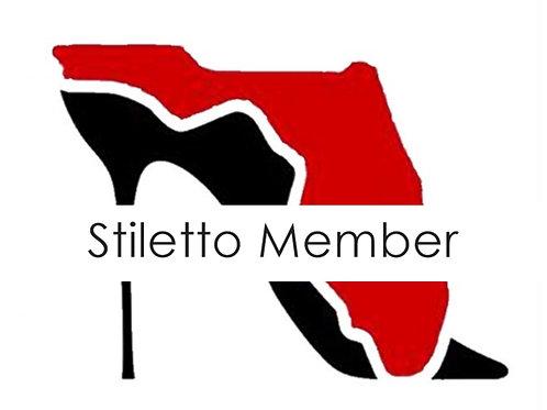 2021 AFRW Stiletto Membership