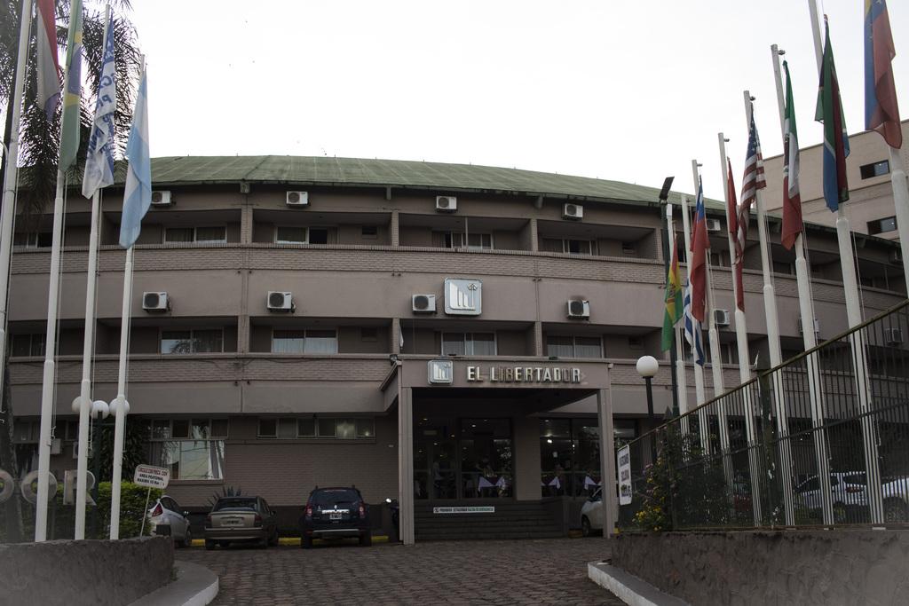 Fachada- Hotel El Libertador