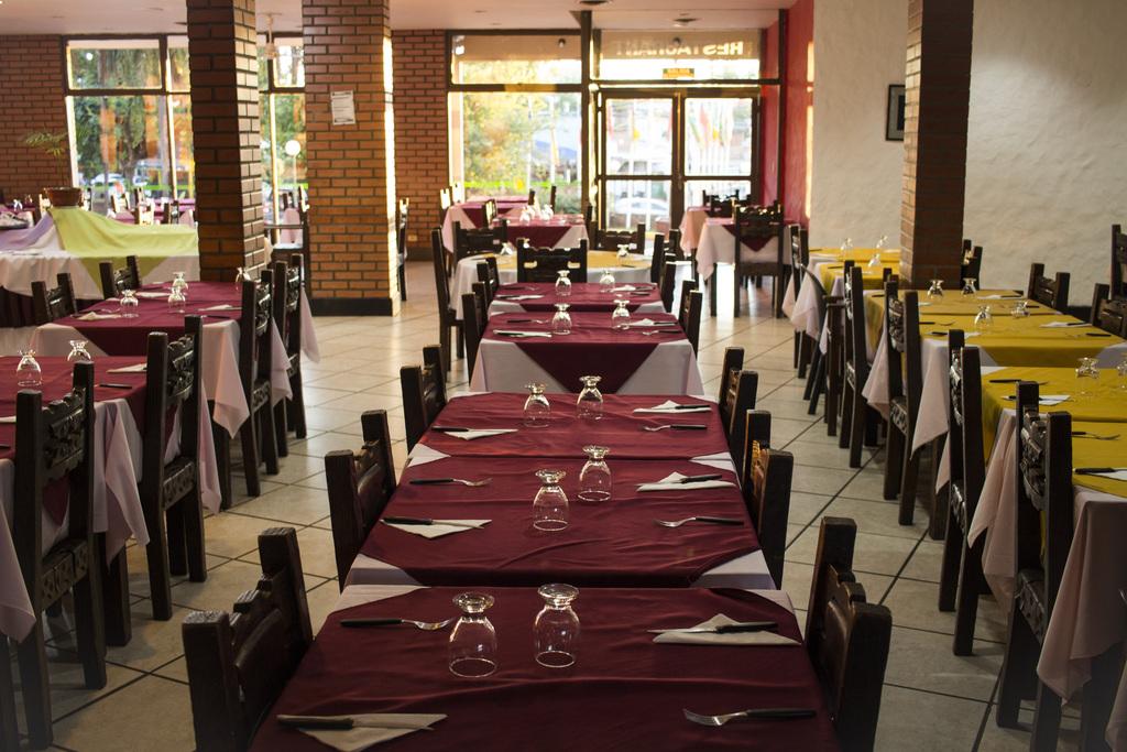 Comedor- Hotel El Libertador