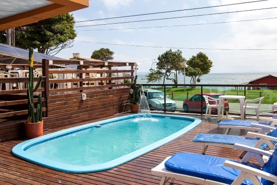 piscina- Hotel Vila Mar