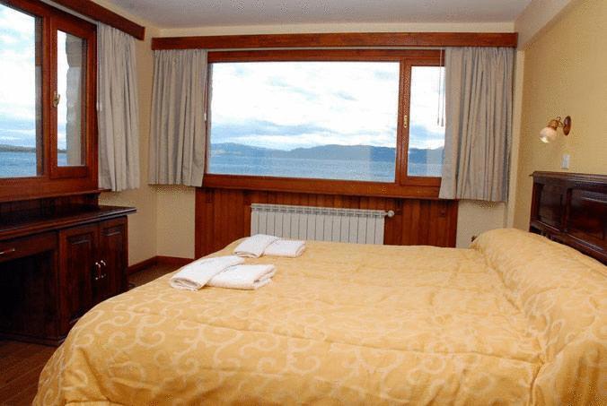 Habitacion doble vista- Hotel Costa Ushu