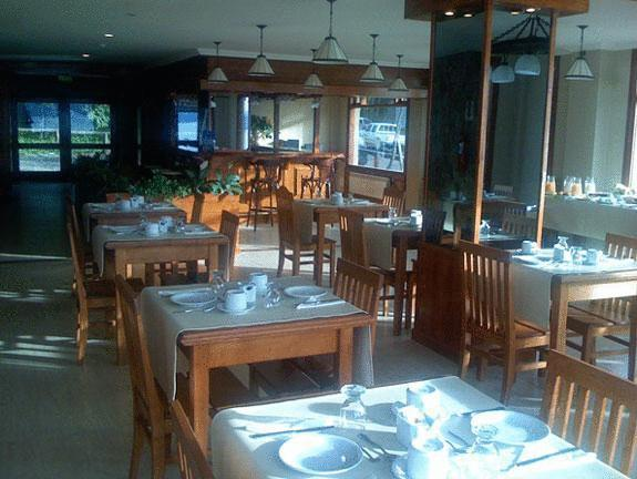 Hall Hotel Costa Ushuaia
