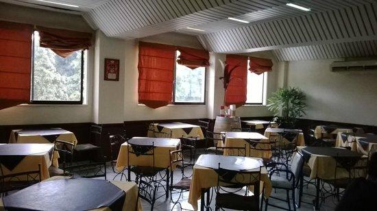 Desayuno- Hotel Vecchia Roma 2