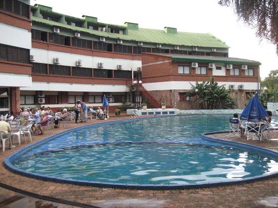 Hotel El Libertador- Piscina