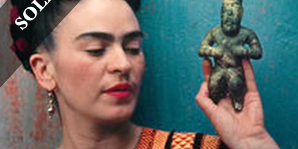 FRIEZE WEEK: Frida Khalo: Making Her Self Up