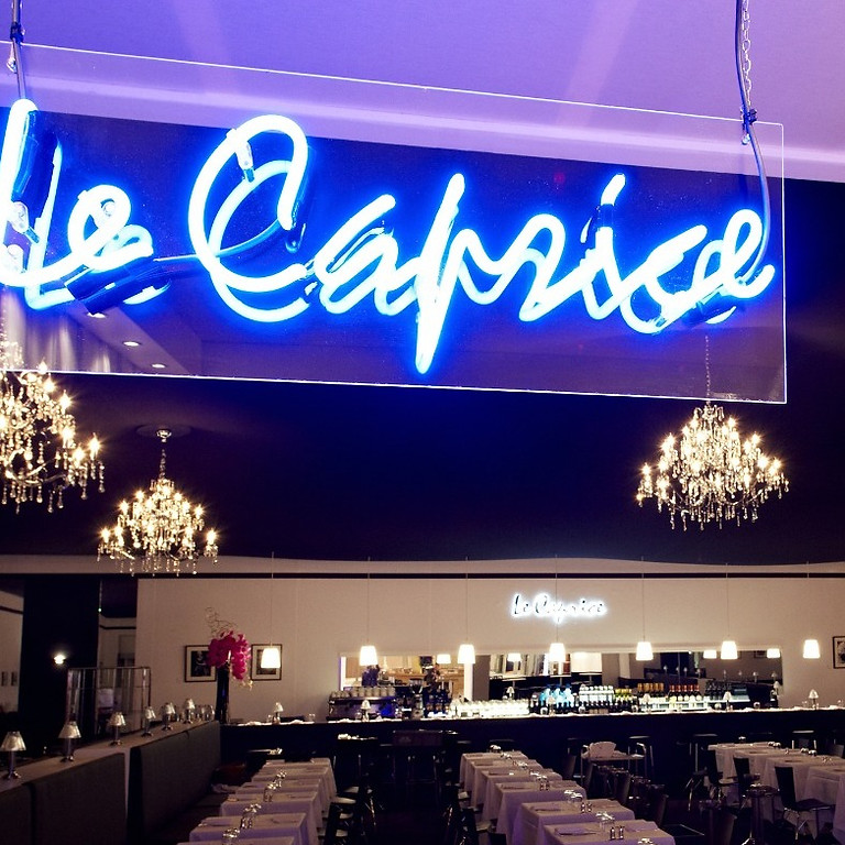 Lunch at Le Caprice