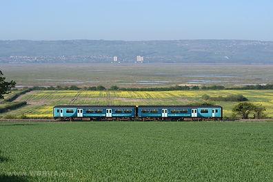 MED 002 Bidston-Wrexham 150 passes Well