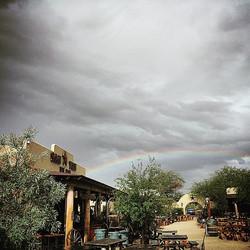 #santanflat, #arizona, #rain