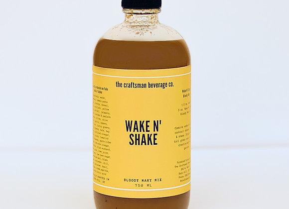 Wake N' Shake Bloody Mary Mix