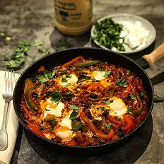 Shakshuka is such a great way of using u