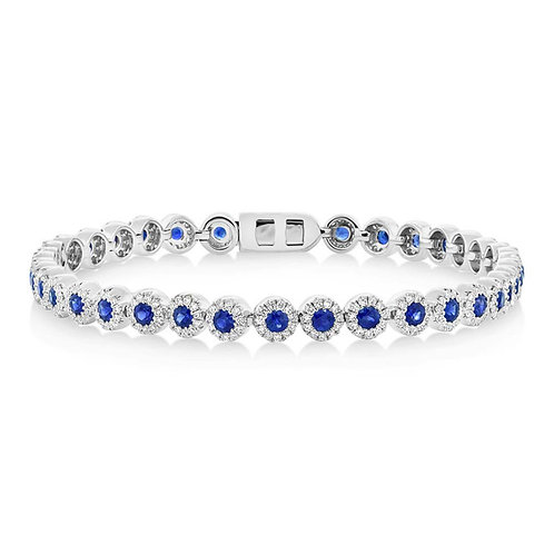 Eden Sapphire Bracelet