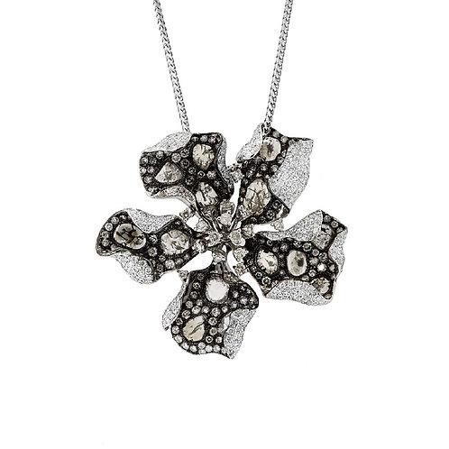 Majestic Flower Necklace