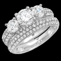 Pulido Jewelers Fine Bridal Jewelry Collecton