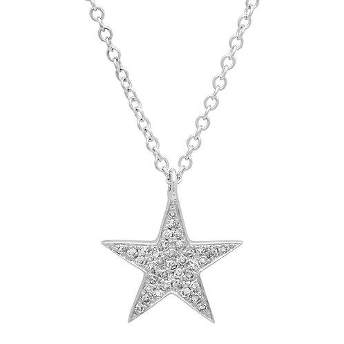 Small Diamond Star