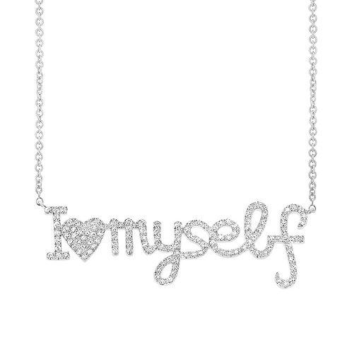 I Love Myself Necklace