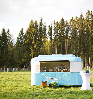Mobile Bar für Eure Hochzeit