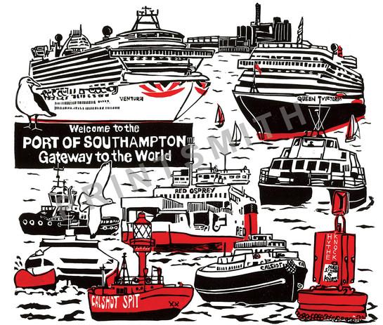 Southampton Boat Shuffle