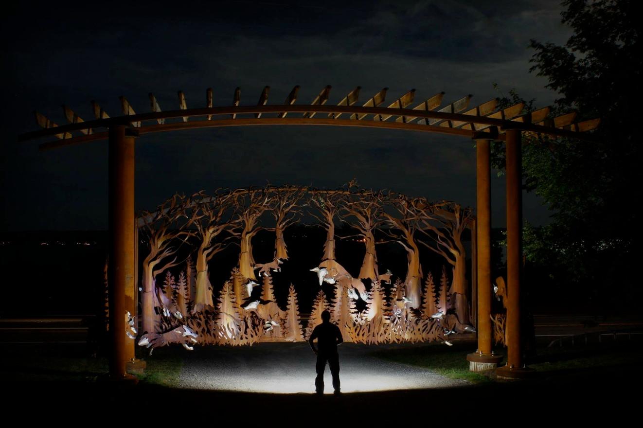 THE GATES AT FOX RUN