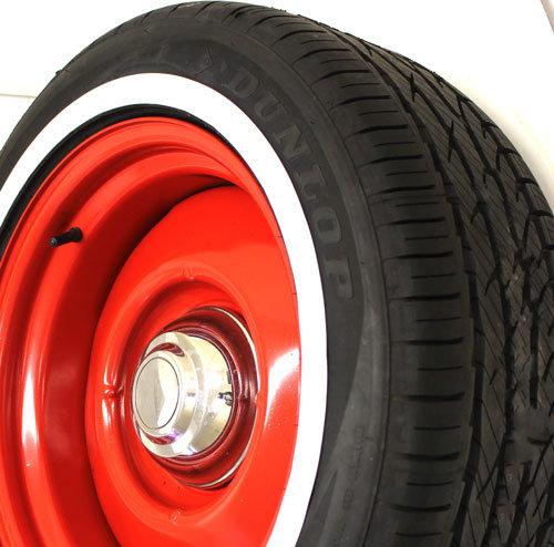 """Mur de pneu 1""""  ( Pour les 4 pneus )"""