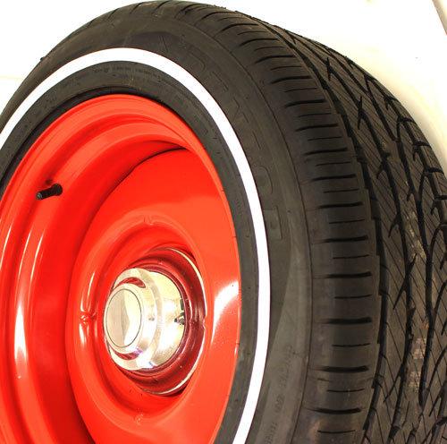 """Mur de pneu 0,5""""  ( Pour les 4 pneus )"""