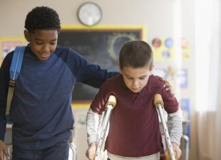 Bullying Prevention Month, Part 3:   Encourage Empathy