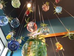 Glass installation at Revampt Goods