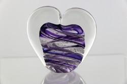 Dark Purple and Lavender