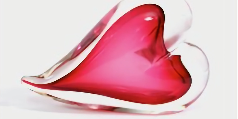 SOLD OUT Feb 15th @ 12pm Hearts, Flowers, Paperweight Intro Class