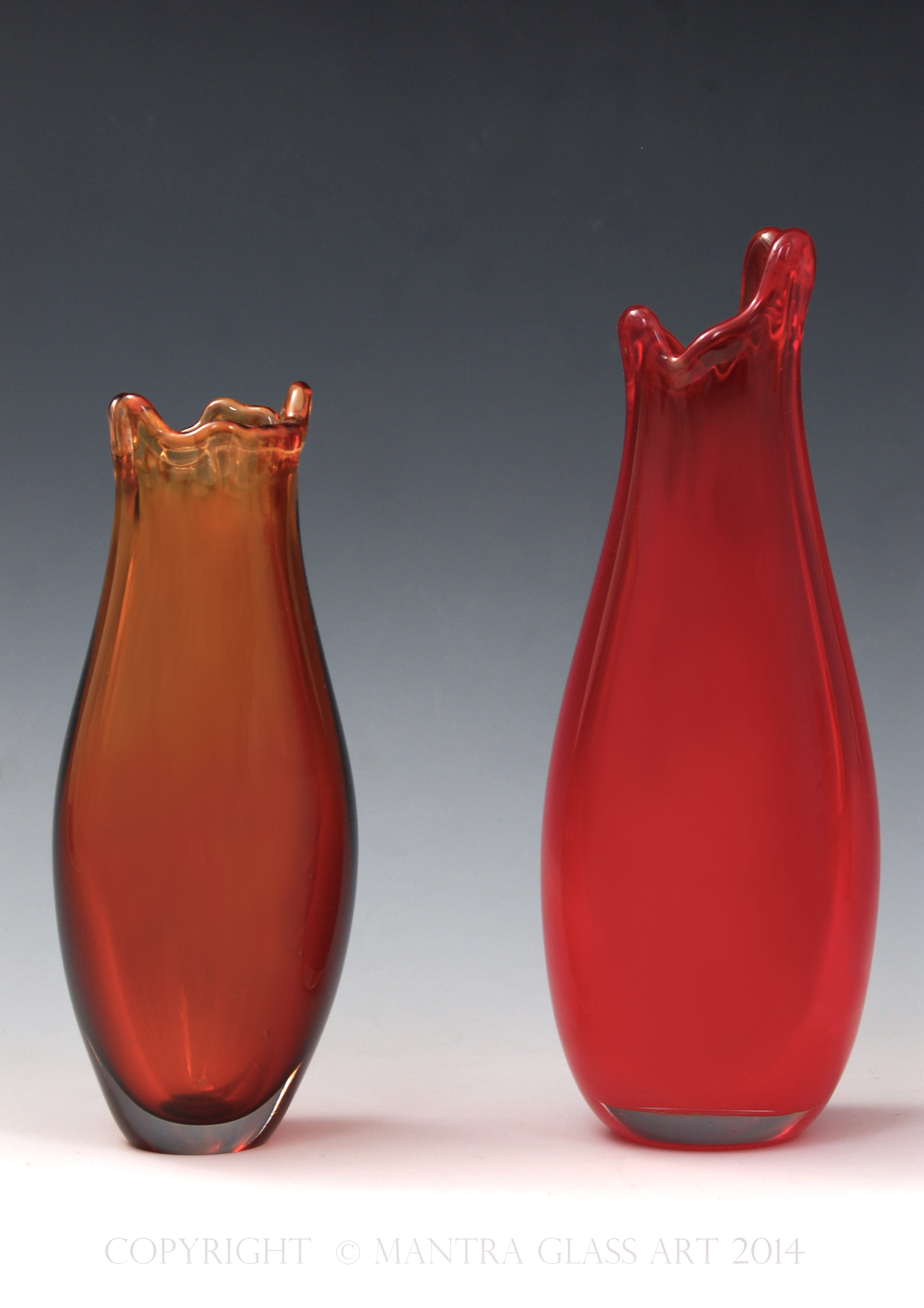 Custom Valentines Day Vases
