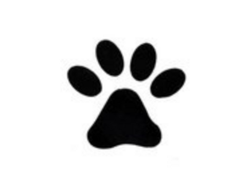Add a paw print to your memorial!