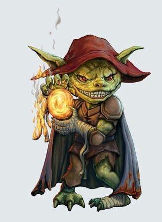 Goblin Lepák