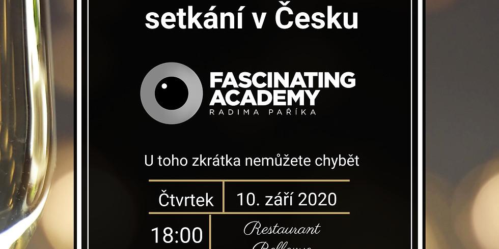 Nejlepší LinkedIn setkání v Česku