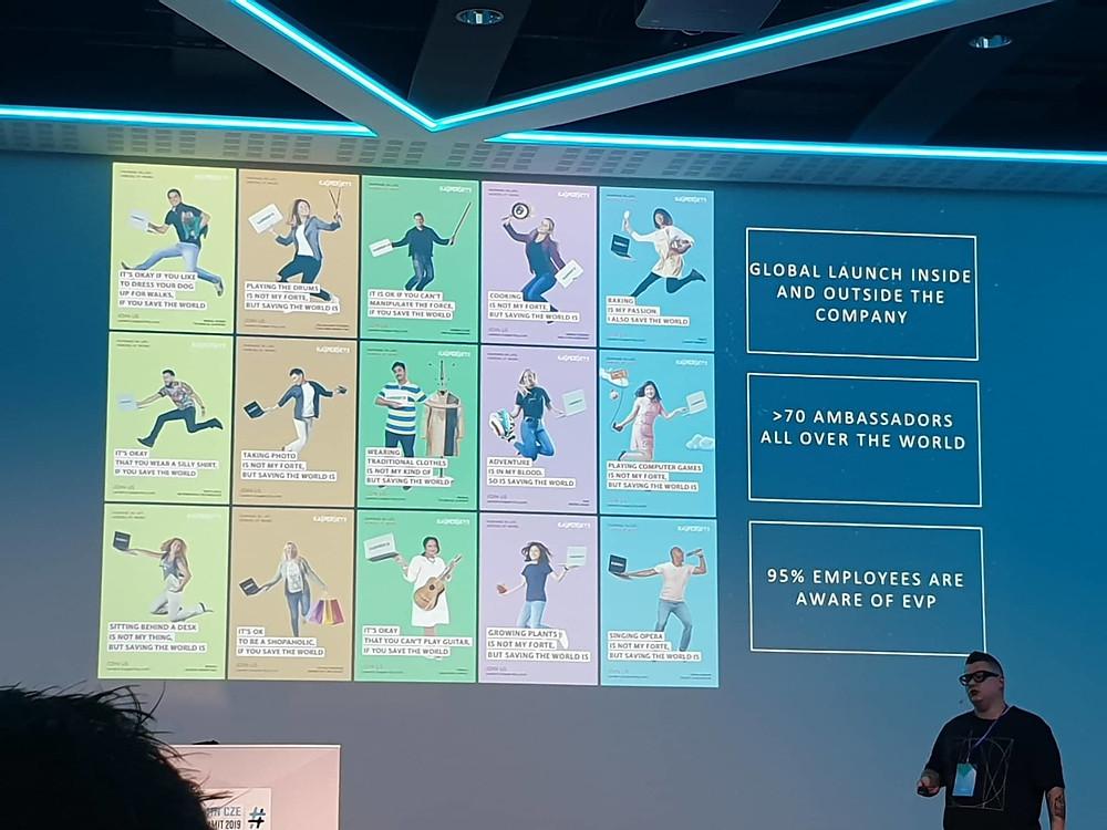 Velice zajímavá prezentace Kaspersky Lab o budování HR Brandu
